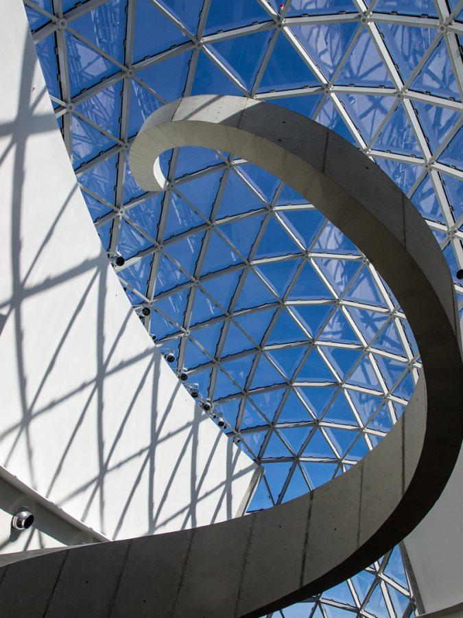 Salvador Dalí Museum Sculpture