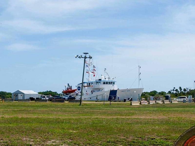 NASA Ship - Solid Rocket Booster Recovery Ship