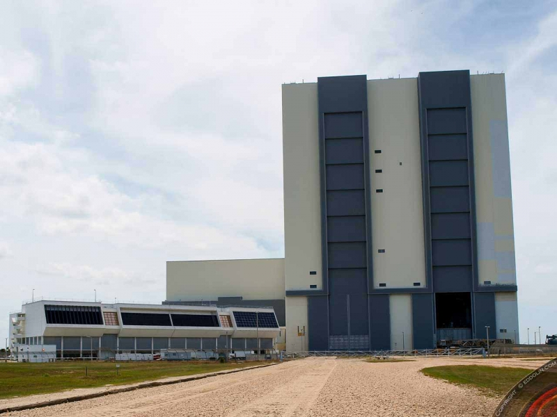 VAB Crawler Way Doors
