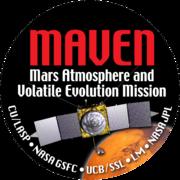 MAVEN_Mission_patch
